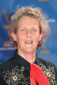 Temple Grandin at the 62nd Annual Primetime Emmy Awards.