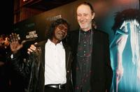 David Gulpilil and Rolf de Heer at the Sydney Film Festival Opening Night.