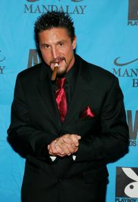 Tommy Gunn at the 25th Annual Adult Video News Awards Show.
