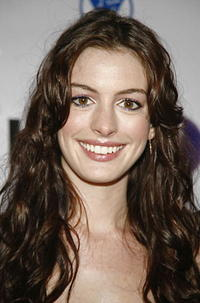 Anne Hathaway at the Empire State Pride Agenda's 15th Annual Fall Dinner.