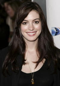 Anne Hathaway at the 20th Annual Power Lunch For Women To Benefit Citymeals On Wheels.