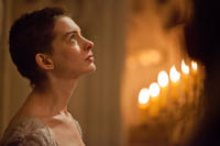 Anne Hathaway as Fantine in