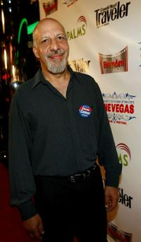 Erick Avari at the screening of