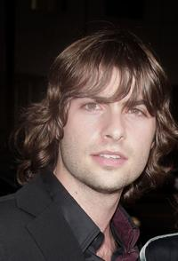 Robert Schwartzman at the premiere of