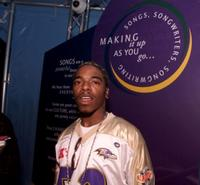 Sisqo at the Grammy Week 2001.