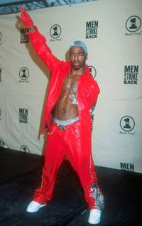 Sisqo at the VH-1's
