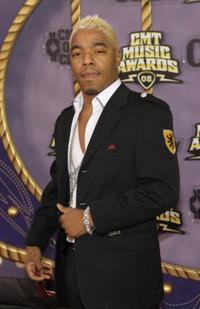 Sisqo at the 2008 CMT Music Awards.