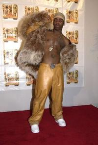 Sisqo at the 14th Annual Soul Train Music Awards.