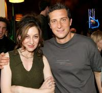 Annabelle Gurwitch and Bear Grylls at the Discovery Upfront Presentation NY - Talent Images.