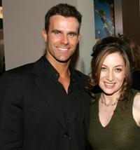 Cameron Mathison and Annabelle Gurwitch at the Discovery Upfront Presentation NY - Talent Images.