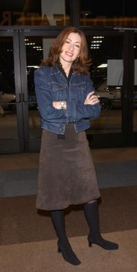 Annabelle Gurwitch at the screening of