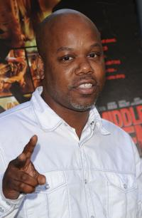 Too Short at the Los Angeles premiere of