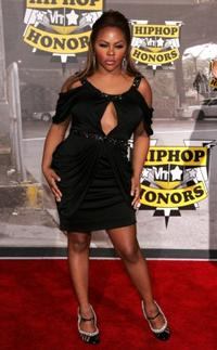 Lil' Kim at the VH1 Hip Hop Honors 2006.