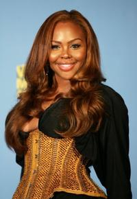 Lil' Kim at the 2006 MTV Video Music Awards.