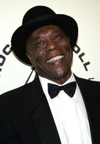 Buddy Guy at the 20th Annual Rock And Roll Hall of Fame Induction Ceremony.