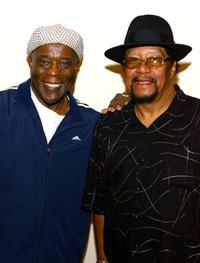 Buddy Guy and Billy Cox at the Experience Hendrix Tour presented by Gibson Guitar.