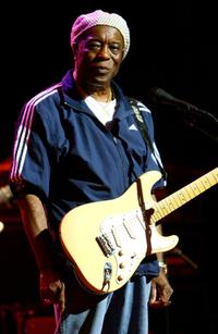 Buddy Guy at the Experience Hendrix Tour presented by Gibson Guitar.