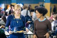 Shoshana Bush as Megan and Essence Atkins as Charity in