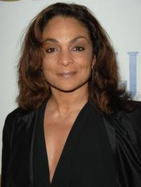 Jasmine Guy at the launch party for Our Stories Films.