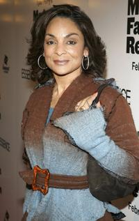 Jasmine Guy at the premiere of