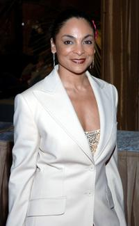 Jasmine Guy at the Triumph of the Spirit Awards Gala.