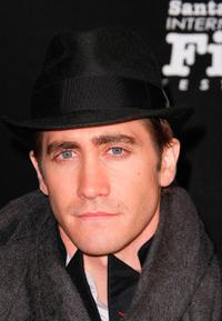 Jake Gyllenhaal at the 24th Santa Barbara International Film Festival.