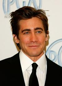 Jake Gyllenhaal at the 18th Annual Producer Guild Awards.