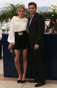 Chloe Sevigny and Jake Gyllenhaal at the photocall of