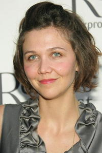 Maggie Gyllenhaal at the Reader's Digest 1000th Issue Celebration.