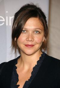 Maggie Gyllenhaal at Francisco Costa's Spring 2007 Calvin Klein Collection for Women after party.
