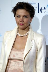 Maggie Gyllenhaal at the 2004 Crest Whitestrips Style Awards.