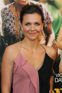 Maggie Gyllenhaal at the New York premiere of