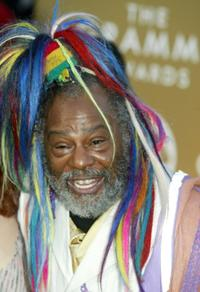 George Clinton at the 46th Annual Grammy Awards.