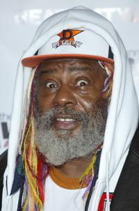 George Clinton at the 3rd Annual Vibe Awards.