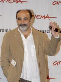 Alessandro Haber at the photocall of