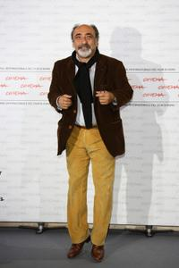 Alessandro Haber at the 4th Rome International Film Festival.