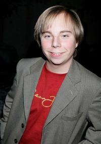 Steven Anthony Lawrence at the after party of the California opening night of