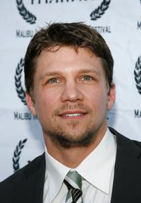 Marc Blucas at the 8th Annual Malibu International Film Festival Award Night.