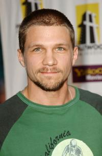 Marc Blucas at the Hollywood Film Festival's closing night film screening of
