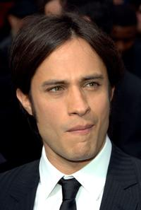 Gael Garcia Bernal at the 79th Annual Academy Awards.