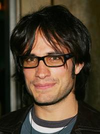 Gael Garcia Bernal at the screening of