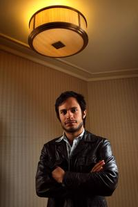 Gael Garcia Bernal at the TIFF 2007 for