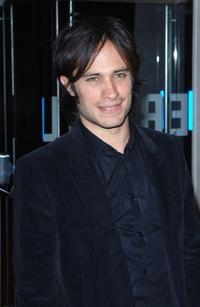 Gael Garcia Bernal at the Times BFI 50th London Film Festival screening of