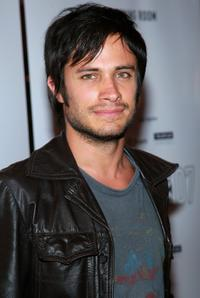 Gael Garcia Bernal at the TIFF 2007 premiere of