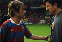 Gael Garcia Bernal as Tato and Diego Luna as Beto in