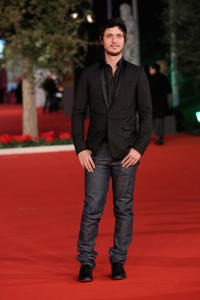 Jeremie Elkaim at the premiere of