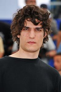Louis Garrel at the 61st International Cannes Film Festival.