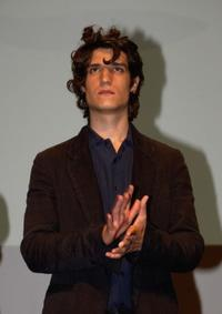 Louis Garrel at the premiere of