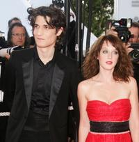 Louis Garrel and Ludivine Sagnier at the premiere of