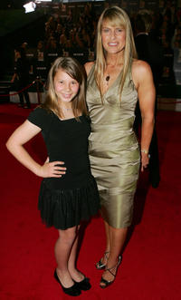 Bindi Irwin and Terri Irwin at the 52nd TV Week Logie Awards in Australia.